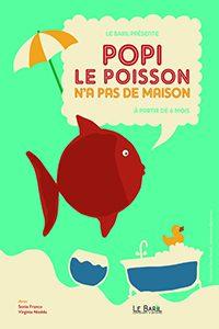 30 minutes – A partir de 6 mois et jusqu'à 6 ans Chloé cherche une maison pour son poisson rouge. Grâce au rétroprojecteur, chacune de ses idées peut apparaître instantanément, être colorée et façonnée à sa guise, comme une page blanche qui prend vie.